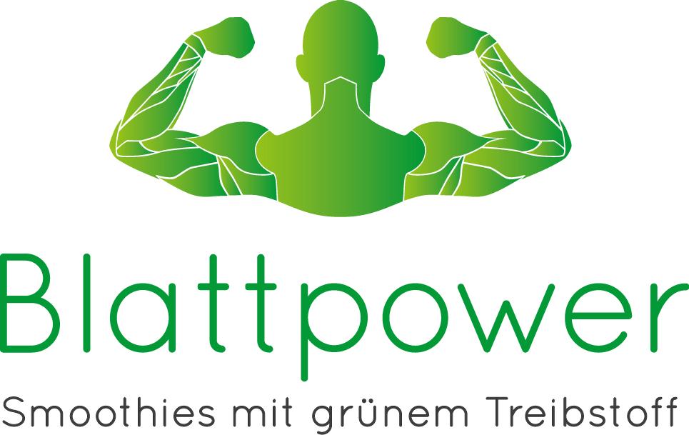 Blattpower green bull muscle man